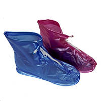 Чехлы-Сапоги водонепроницаемые ПВХ складные L