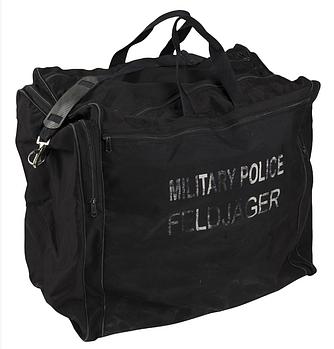 Бундес. сумка Feldjager черная Б/У
