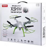 Квадрокоптер Syma X5HW с WiFi FPV камерой и функцией удержания высоты, фото 1
