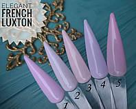 10мл, Гель лак Luxton Elegant french