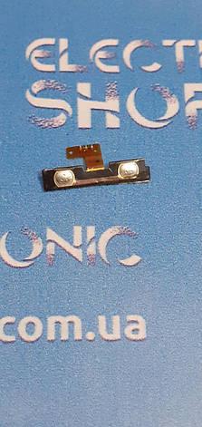 Шлейф кнопок гучності Samsung S5830 / S5830i / S5839i Original б.у, фото 2