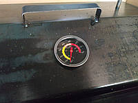 Коптильня + термометр   | 2мм | 520х310х280