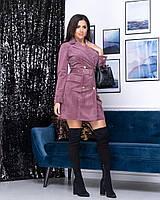 Стильный модный платье-пиджак. Отличное качество!3 расцв. 44-50р., фото 1