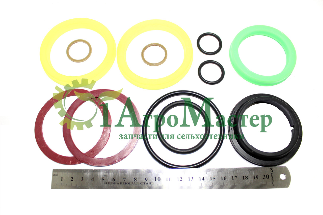 Ремкомплект гидроцилиндра (80х55) (манжеты полиуретановые) ЭО-2621