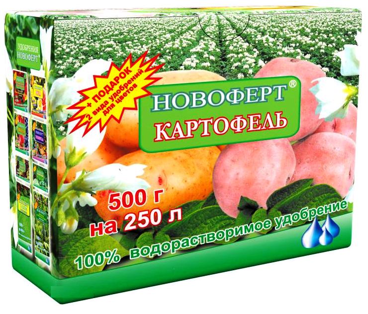 """Удобрение Новоферт """"Картофель"""" 500 г"""