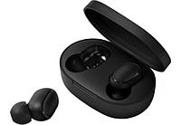 Беспроводные наушники  Stereo Bluetooth Headset Xiaomi Mi AirDots Black (Copy)