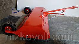 Борона ротационная на минитрактор 1366х770х330