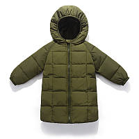 Куртка демисезонная детская Айленд, хаки