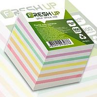 Бумага для заметок цветная Fresh Микс FR-2611