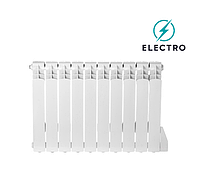 Радиатор электрический ELECTRO 8S с программируемым термостатом