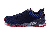 Мужские летние кроссовки сетка BS SPORT SYSTEM Blue, фото 1