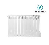 Радиатор электрический ELECTRO 12S с программируемым термостатом