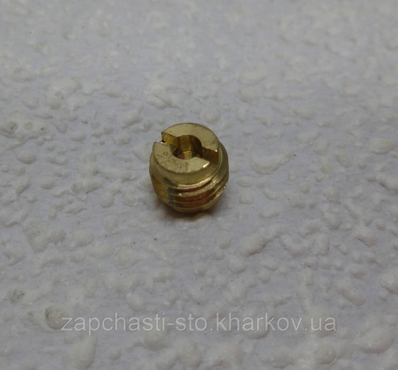 Воздушный жиклер карбюратора Озон, Вебер, ДААЗ 200