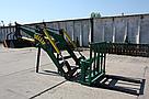Погрузчик на МТЗ ЮМЗ КУН на трактор  модель Dellif Strong 1800, фото 6