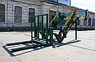 Погрузчик на МТЗ ЮМЗ КУН на трактор  модель Dellif Strong 1800, фото 9