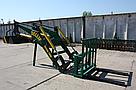 Погрузчик на МТЗ ЮМЗ КУН на трактор  модель Dellif Strong 1800, фото 10