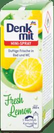 Denkmit mini-spray Fresh Lemon мини освежитель воздуха запаска Свежесть лемона 25 мл