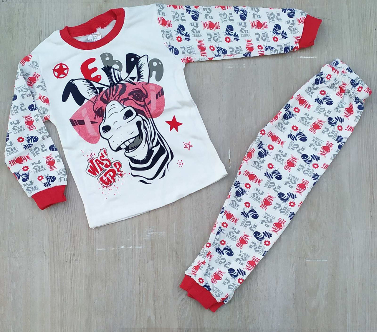 "Пижама - двойка на девочку (4-6 лет) ""Kapitoshka"" LM-749"