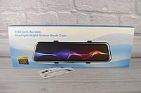 """Зеркало-видеорегистратор 10"""" DVR L900 full hd с выносной камерой заднего вида+ПОДАРОК!, фото 10"""