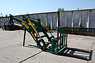 Кун на МТЗ - Dellif Strong 1800  с ковшом объёмом 0.7 м3, фото 10