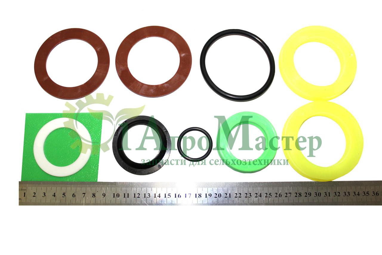 Ремкомплект гидроцилиндра (80х40) (манжеты полиуретановые) КУН-0,8, КУН-10