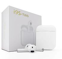 Беспроводные блютуз наушники i9S-TWS Bluetooth гарнитура с кейсом подзарядки