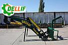 Погрузчик Кун на МТЗ Dellif Strong 1800 с захватом под Биг Бэг, фото 3