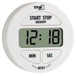 Таймер обратного отсчёта с секундомером - Tfa 38202202 (38202202)