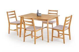 Столовый комплект CORDOBA ( стол+4 кресла) (Halmar)