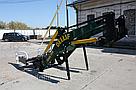 Погрузчик на МТЗ ЮМЗ  Dellif Strong 1800  с ковшом объёмом 0.9 м3, фото 4