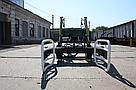 Погрузчик на МТЗ ЮМЗ  Dellif Strong 1800  с ковшом объёмом 0.9 м3, фото 7