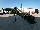 Кун на трактор МТЗ, ЮМЗ, Т 40 фронтальный Dellif Strong 1800 c джойстиком, фото 2