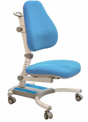 Кресло Evo-kids Omega (арт.Y-220 KBL) обивка голубая однотонная, фото 2