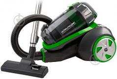 Пылесос для сухой уборки Grunhelm GVC8210G (черно-зеленый)