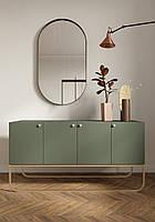 Тумба Лоретто, колір оливковий, фото 1