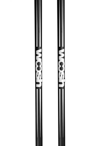 Лижні палки Woosh 125 Black, фото 3