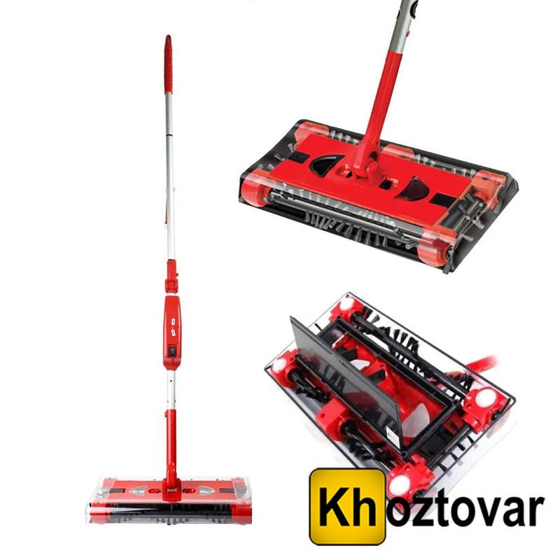 Электровеник-швабра Swivel Sweeper G3