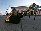 Кун на МТЗ ЮМЗ Dellif Strong 1800 Усиленный Быстросъёмный ковш 1.2 куба, фото 8