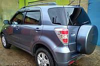 """Дефлекторы боковых стекол Daihatsu Terios II 2006/Toyota Rush 2006 деф.окон """"CT"""""""