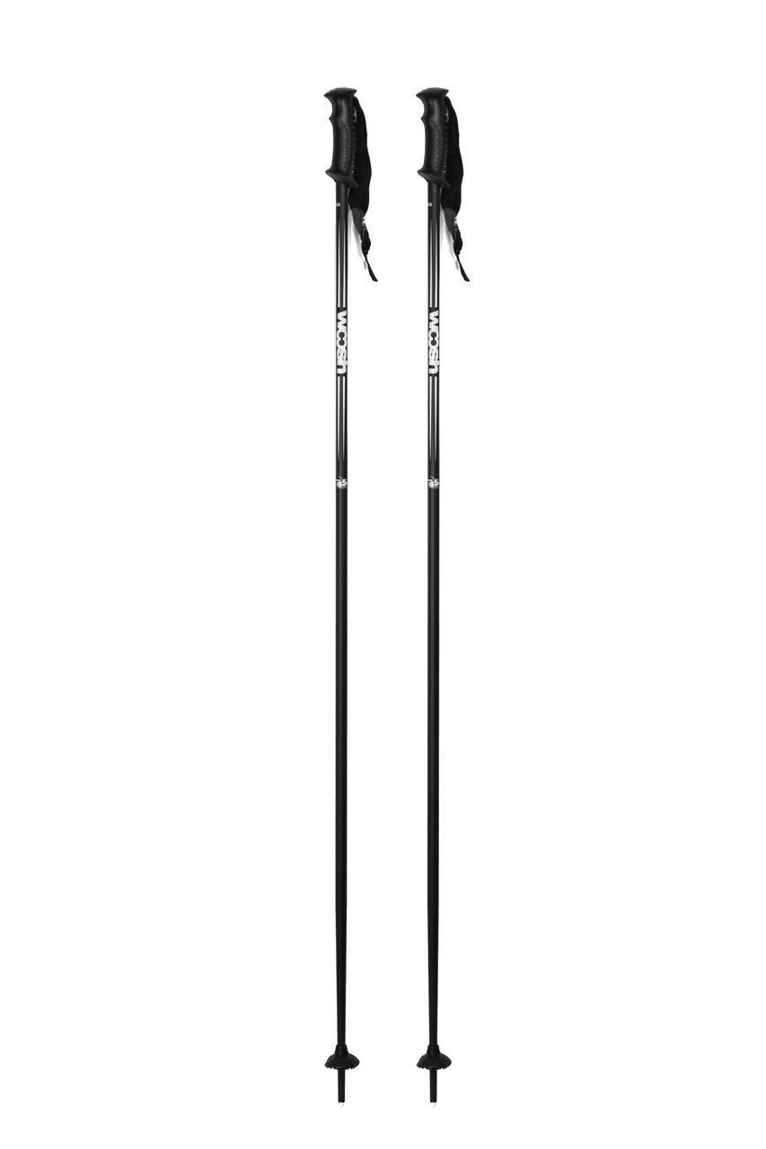 Лижні палки Woosh 135 Black