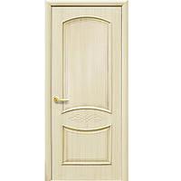 Двери новый стиль Донна De Luxe (Ясень)