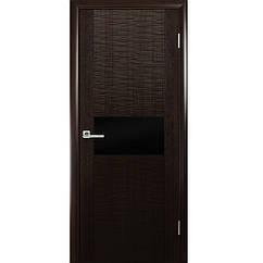 Двери Дверь Аста BLK (Венге)