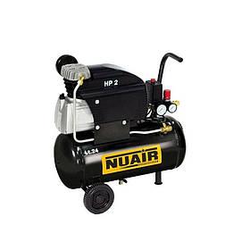Компрессор поршневой Nuair FC2/24 CM2 (240 л/мин, 220 В)