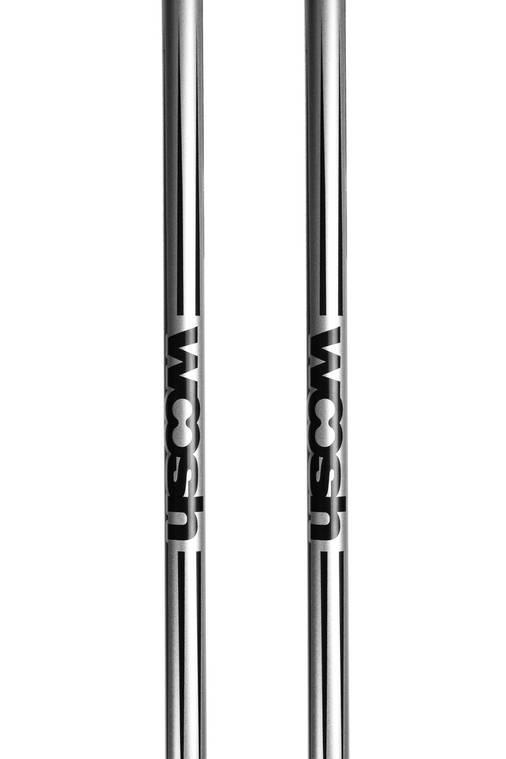 Лижні палки Woosh 135 Silver, фото 2