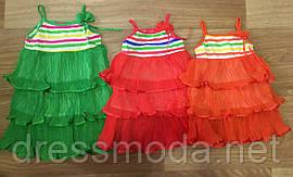 Сукня для дівчаток S&D 4-12 років