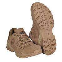 "Ботинки Mil-tec Trooper 2,5"" Coyote"