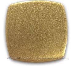 Магнит КВАДРАТ (золото)
