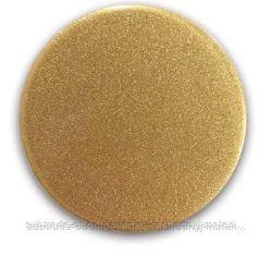 Магнит КРУГ (золото)
