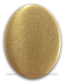 Магнит ОВАЛ (золото)