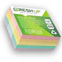 Бумага для заметок цветная Fresh, проклеенная
